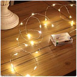 Classy Indoor String Lights