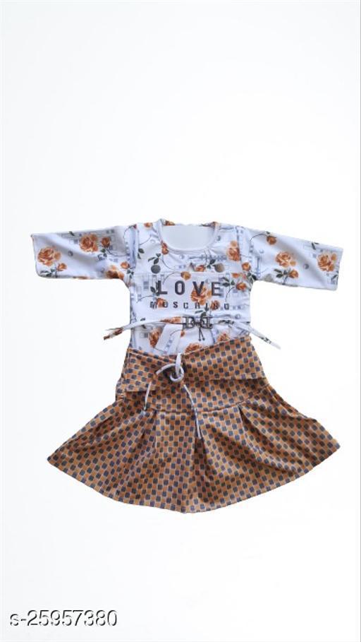 Princess Trendy Kids Girls Skirts