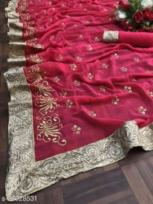 Trendy Fashionable Saree