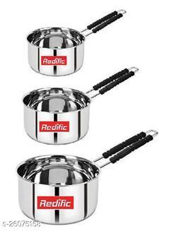 Stainless Steel Bidding Sauce Pan