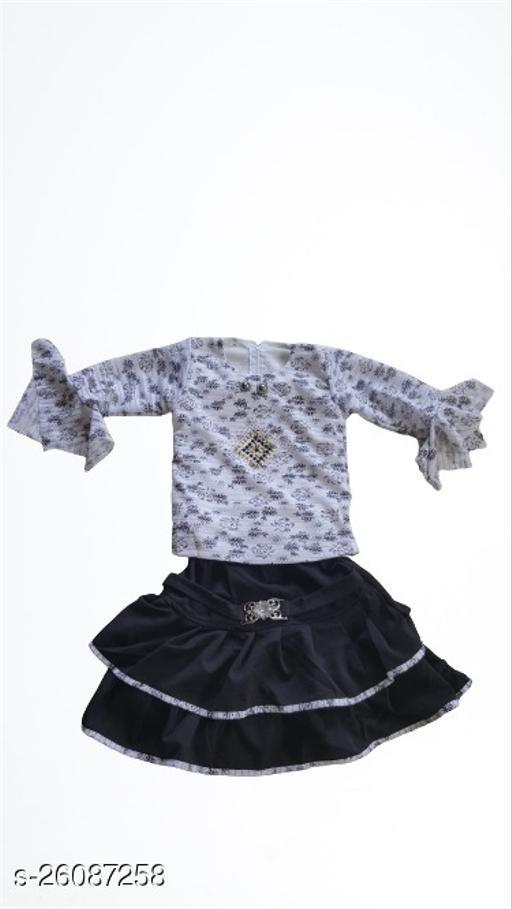 Tinkle Classy Kids Girls Skirts