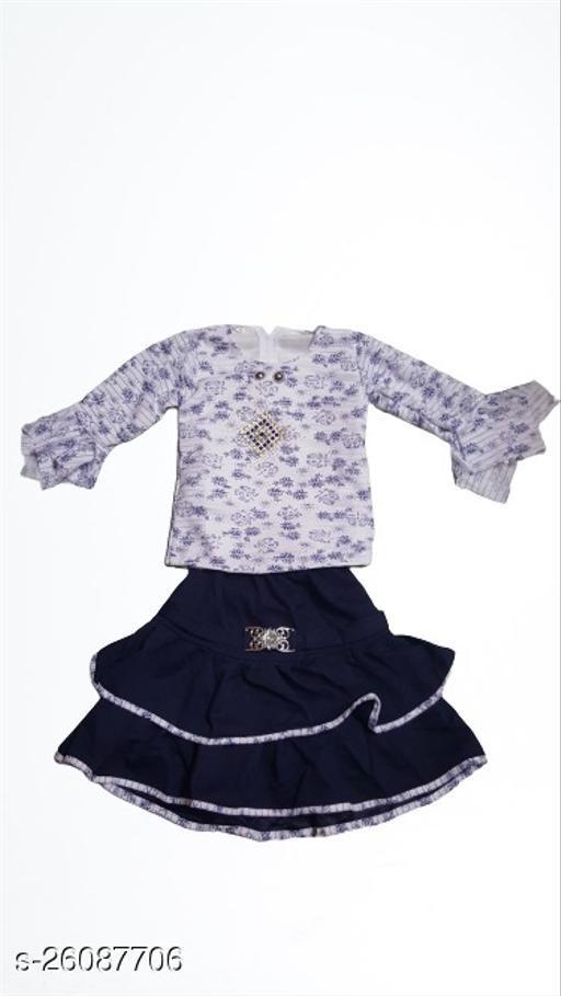 Tinkle Stylish Kids Girls Skirts