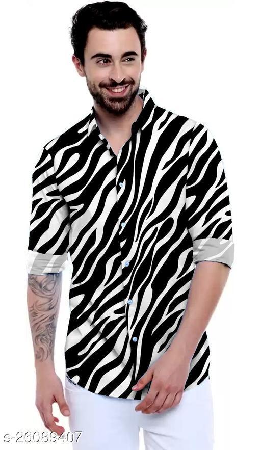Fancy  Fabulous Men Shirt Fabric (Untiched)