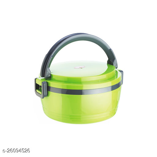 Jayco Home Meal Junior 1 Container Hot Lunch Pack, Green
