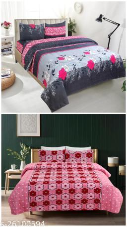 Trendy Versatile Bedsheets