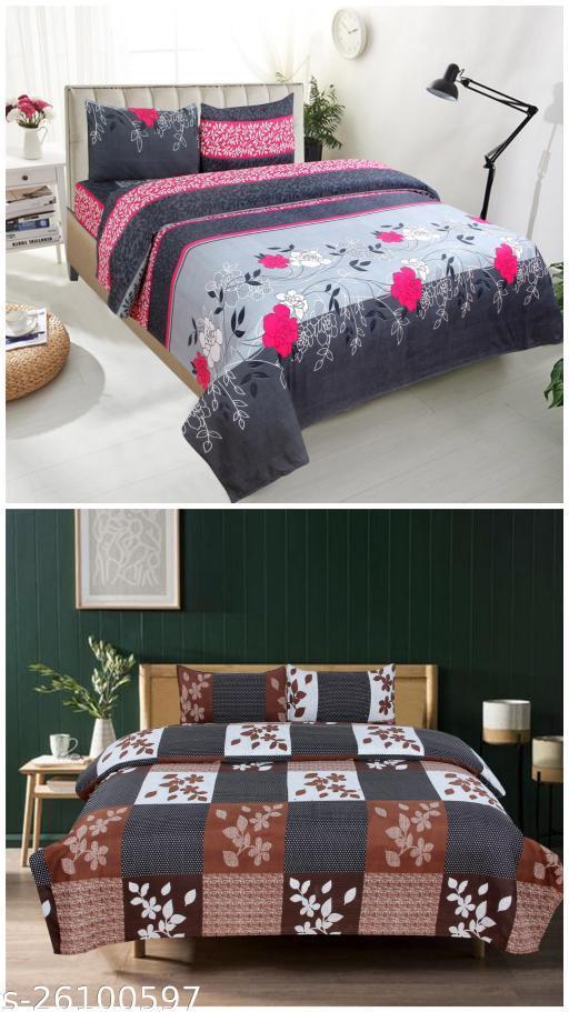 Graceful Stylish Bedsheets