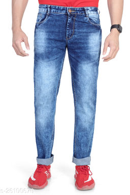 Tapered Jeans For Men