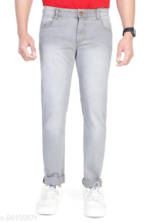 Men Jeans 100% Cotton