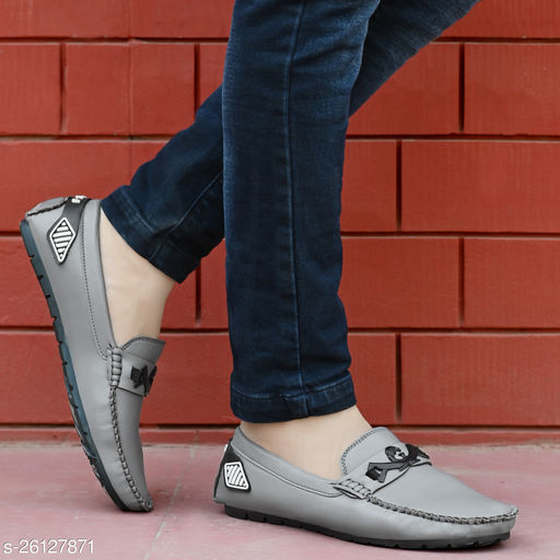 Ray J Stylish Partywear Loafers shoes for Men