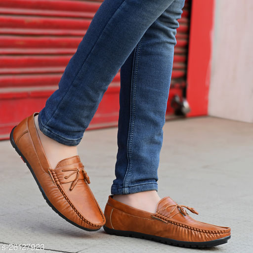Ray J Perforated Loafers shoes for Men