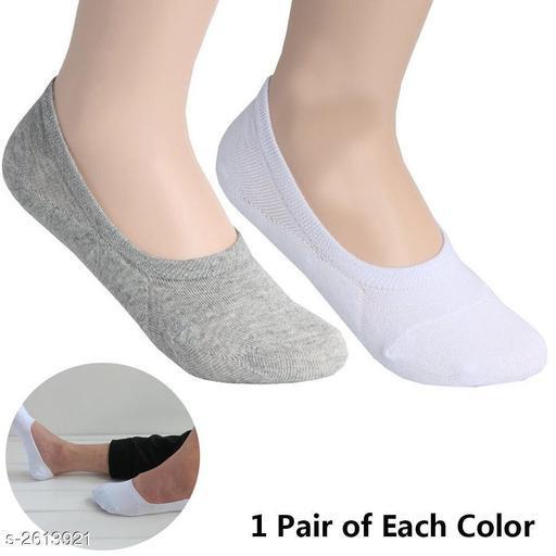Trendy Cotton Mix Unisex Socks