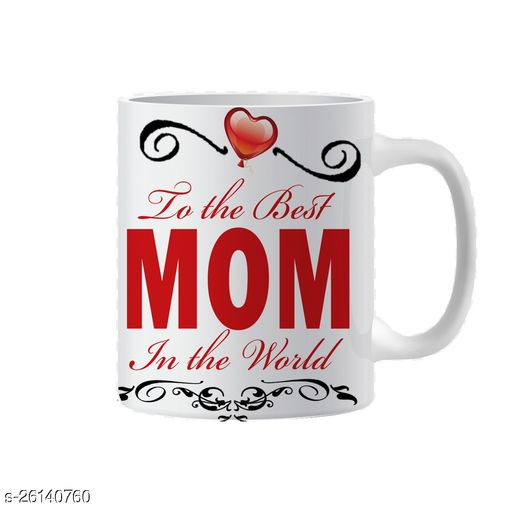 World Best Mom Mug And Cushion Gift Combo
