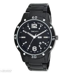 Look Fashionable Unique Men's Watch