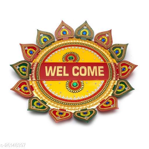 Reusable Acrylic Rangoli for Floor Decoration in Diwali - Handicraft - AAR001