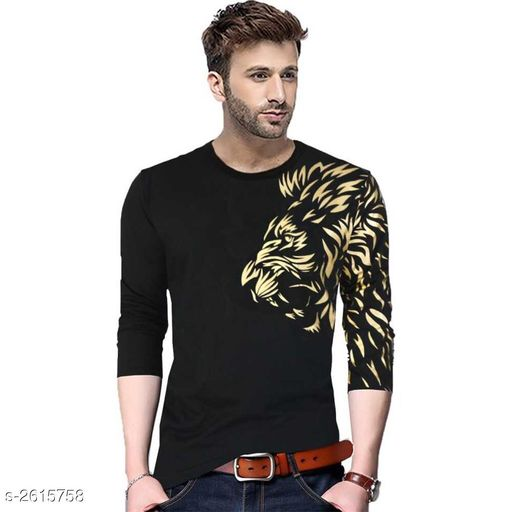 Stylish Designer Men's T-shirt