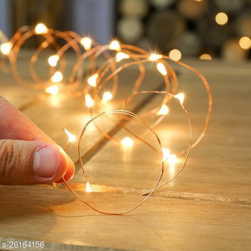 Modern Indoor String Lights