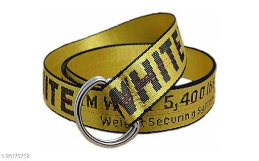 Fashionable Latest Men Belts