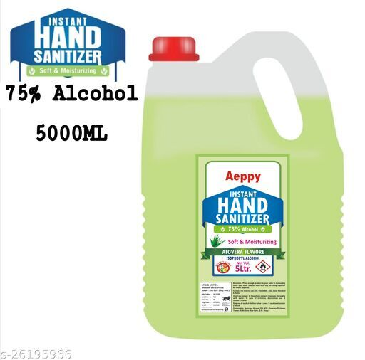 Everyday Sanitizers/Disinfectant