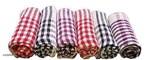 Kitchen Duster/Kitchen Towel (Pack of 6)