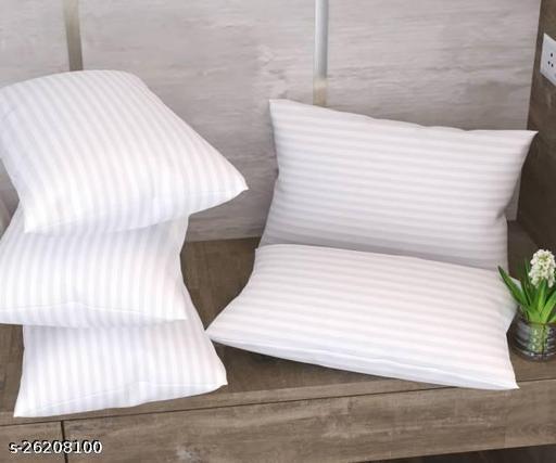Regius comfy Vaccum Packed Micro Fiber Pillow Set Of 5
