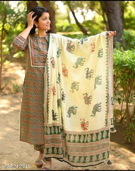 Chitrarekha Voguish Women Dupatta Set