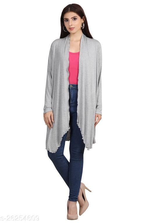 Comfy Designer Women Capes, Shrugs & Ponchos