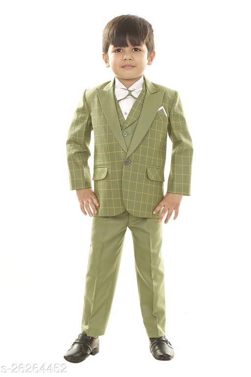 Cute Fancy Boys Jackets & Coats