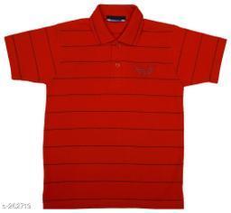 Classic Cotton Boy's T-Shirt