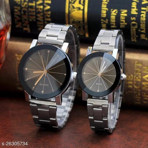 Trendy New Design Couple Watches