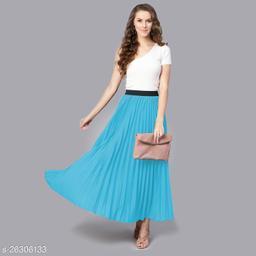 Aagam Petite Women Ethnic Skirts