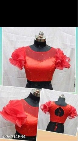 ready to wear alterable designer party wear wedding wear stiched blouse