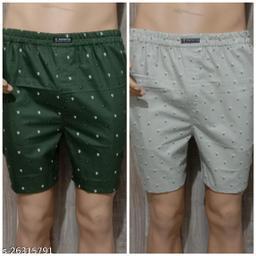 Casual Fabulous Men Shorts