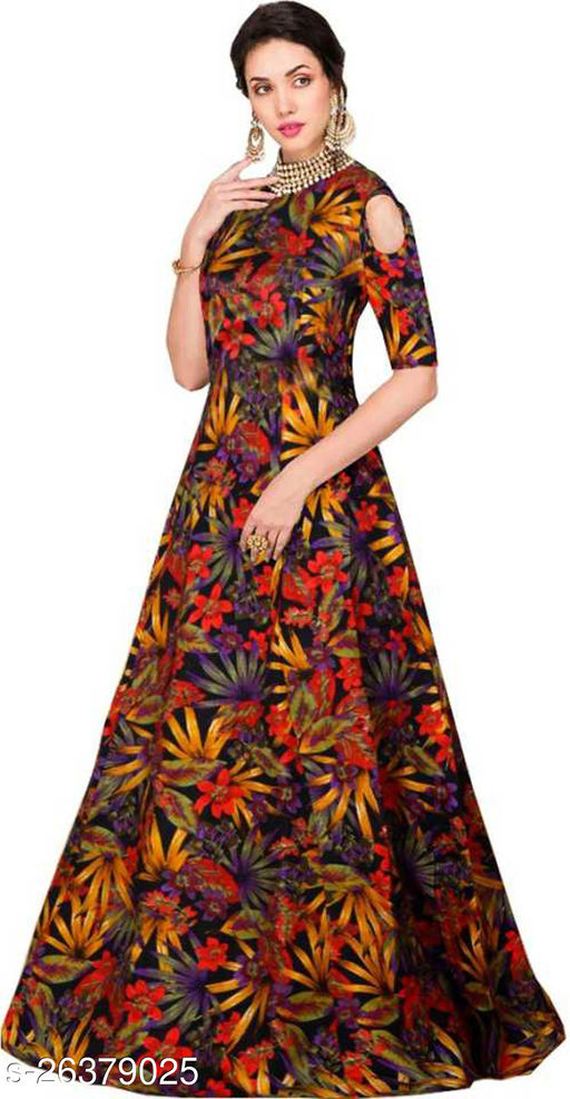 Comfy Ravishing Women Gowns