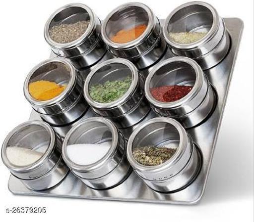 Essential Spice Racks