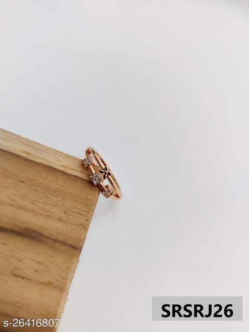 Stylish Shimmering Fancy Rings