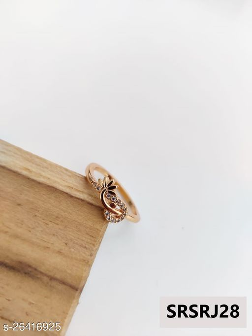 Stylish Shimmering Glittering Rings