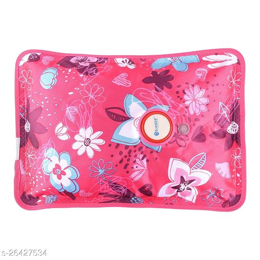 Thermocare Gel Electric Warm water Bag (Auto Cut) for Pain Relief Device, assorted Multi Color & Design