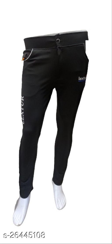 Casual Fashionista Men Track Pants