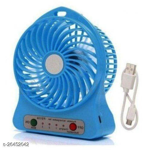 Trendy Useful Portable Electric & USB Fans