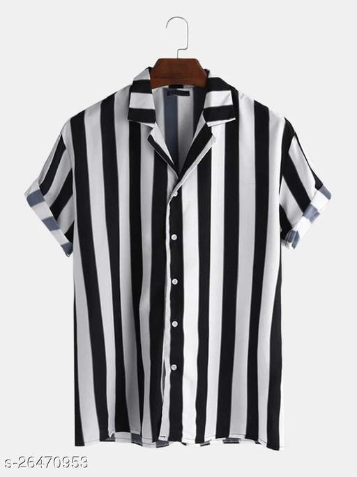 Trendy Graceful Men Shirt Fabric