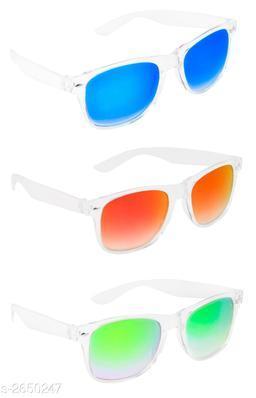 Attractive Stylish Unisex Sunglasses Combo