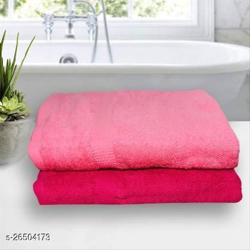 Comfy Baby Towels