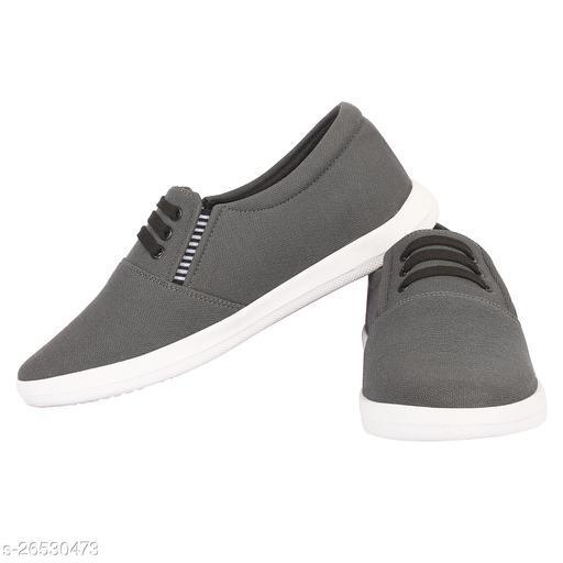 Kaneggye Grey Shoes for Men