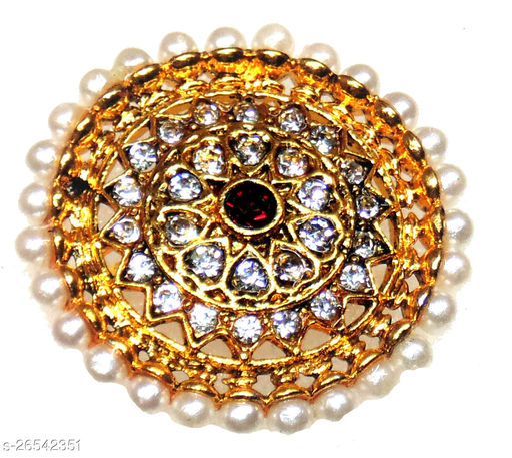 Trendy Glittering Rings