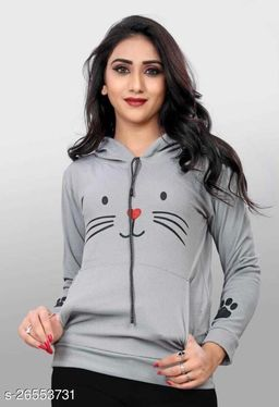 Comfy Elegant Women Sweatshirts