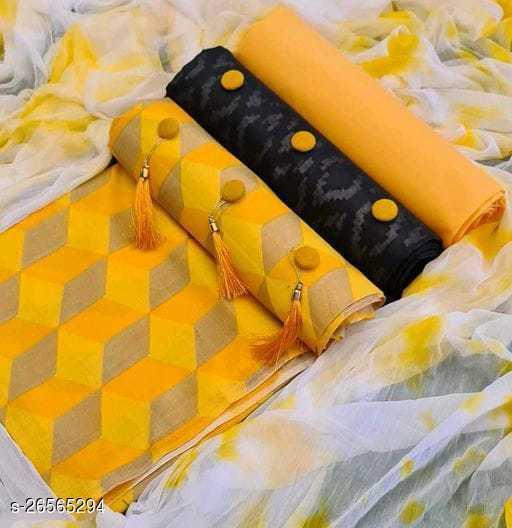 Aagam Graceful Kurti Fabrics
