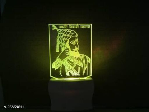 3D ILLUSION NIGHT LAMP BY SBK CREATION