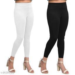 Premium Cotton Ankel Legging perfect fit Camel & Nblue