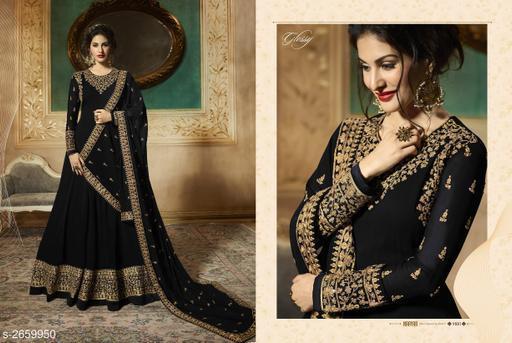 Fancy Faux Georgette Suits & Dress Material