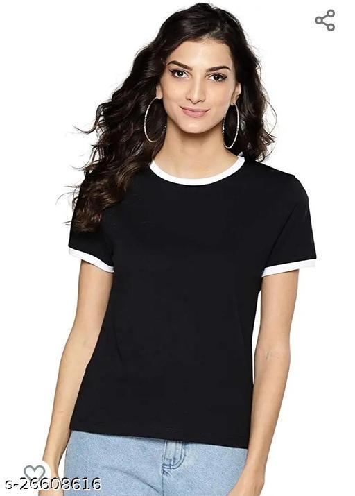 Pretty Feminine Women Tshirts